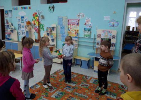 День комплиментов в детском саду